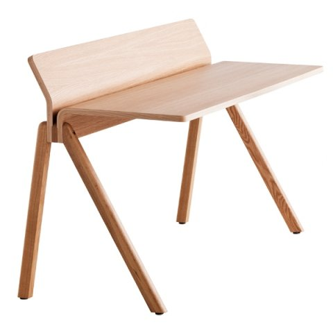 Copenhague Moulded Plywood Desk CPH190
