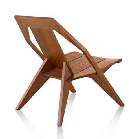 Medici lounge chair