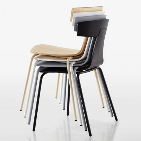 Remo Chair steel legs