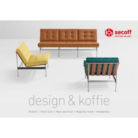 Design en koffie bij Secoff tijdens Design District 2019!